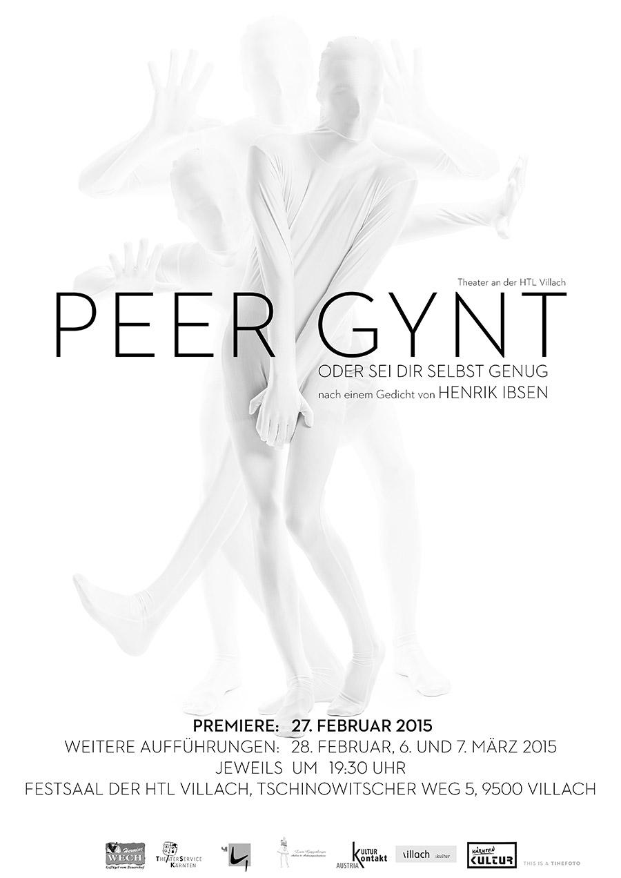 """Plakat """"Peer Gynt"""""""